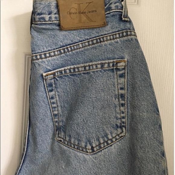 Vintage Calvin Klein Jeans.